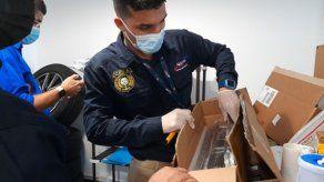 Aduanas continúa operativos contra empresas que no cuentan con los permisos para operar como courier