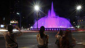 Nueva fuente en Belgrado recibe críticas mixtas