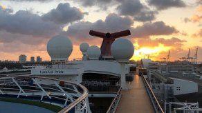 Carnival aplaza hasta el 31 de marzo la reanudación de cruceros desde EEUU