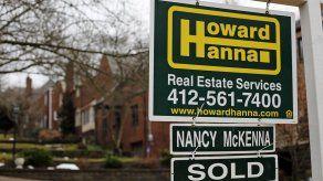 EEUU: Suben ventas de viviendas previamente habitadas