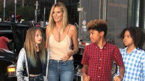 La próxima supermodelo no será la hija de Heidi Klum