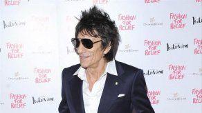 Ronnie Wood estará preparado para la gira europea de los Rolling Stones