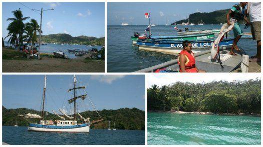 ¿Quieres ir a Isla Playa Blanca en Portobelo?