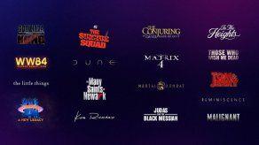 Warner Bros estrenará Matrix 4 y todos sus nuevos filmes en streaming en 2021