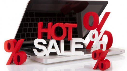 Compras por internet celebrando el Labor Day