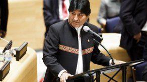 Evo Morales se somete a prueba de ADN sobre supuesto hijo con expareja