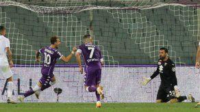 Castrovilli logra primer gol de la Serie A; Fiorentina gana