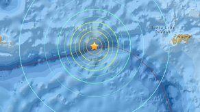 Un sismo de magnitud 6
