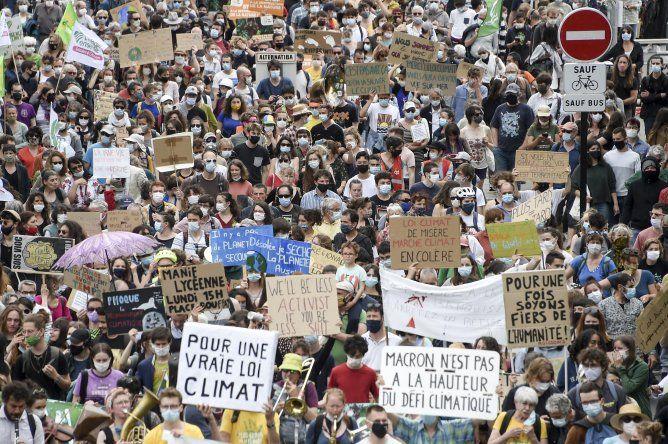 La ley sobre el clima