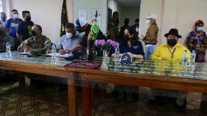 El puesto de vigilancia de Bayano será custodiado por unidades del Servicio Nacional de Fronteras (Senafront).