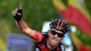 El belga Gilbert logra su tercera Amstel con facilidad