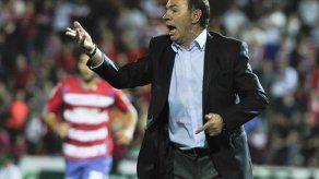 Granada destituye a su entrenador Abel Resino y contrata a Sandoval
