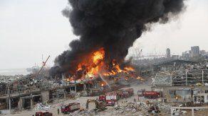 HRW: Investigación de explosión en Beirut no es confiable