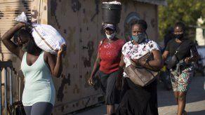 Menores y mujeres se han convertido en objetivo de las pandillas en Haití.