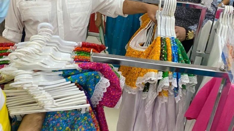Tras inspecciones, comercios retiran imitaciones de productos artesanales