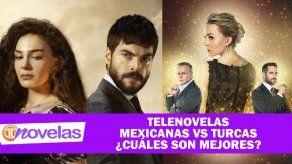 Telenovelas mexicanas Vs. turcas ¿Cuáles son las preferidas?