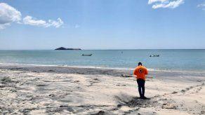 Sinaproc emite aviso de prevención para las costas del Caribe y del Pacífico panameño por oleaje