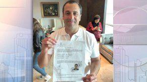 Empresario Nidal Waked retornó este jueves a Panamá