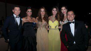 Personalidades en la final del Miss Panamá 2015