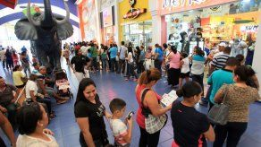 Panameños mostraron su descontento ante ofertas del Black Friday