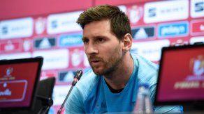 Messi confiesa que sufrió un golpe durísimo en Anfield y defiende a Valverde