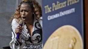 Jennifer Hudson honra a Aretha Franklin en los Pulitzer