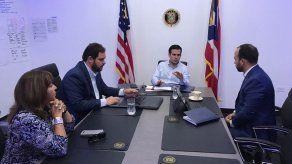 Gobernador de Puerto Rico hace nuevos nombramientos un día antes de renunciar