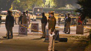 Explosión cerca de la Embajada de Israel en Nueva Delhi