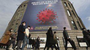 60 reclutas infectados de COVID en Corea del Sur