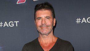 Simon Cowell se recupera de su lesión de espalda