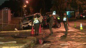 Varias personas heridas tras accidente de tránsito en Corozal