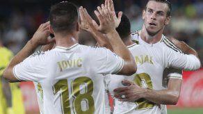 Doblete de Bale salva de la derrota al Real Madrid