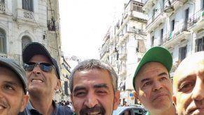 Prisión preventiva para el opositor Belarbi