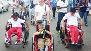 XII Carrera sobre Sillas de Ruedas contará con 131 atletas con discapacidad