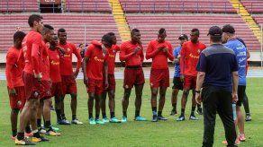 Selección de Panamá viaja este domingo a Trinidad y Tobago