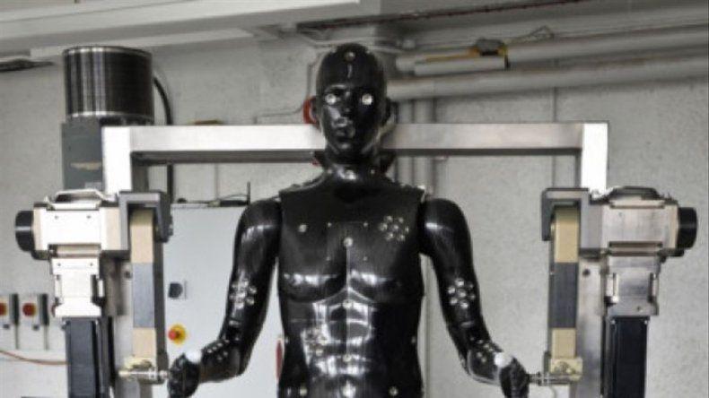 El Reino Unido empleará un sofisticado robot para probar equipos de defensa
