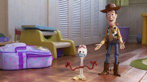 Toy Story 4 mantiene el liderazgo en la taquilla norteamericana