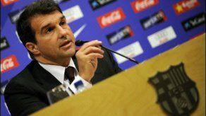 El presidente del FC Barcelona dimitirá el jueves