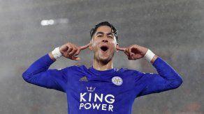 Leicester iguala la mayor goleada de la Premier