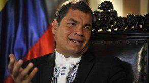 Correa cree que hay temas más urgentes en Ecuador que el matrimonio gay