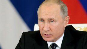 Putin elogia el trabajo de la inteligencia militar tras varios escándalos
