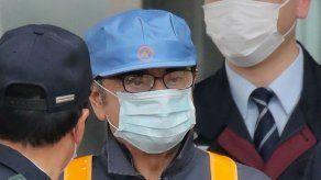 Carlos Ghosn sale de la cárcel de Tokio tras más de 100 días de detención