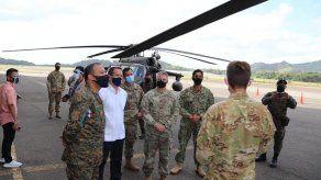 Embajada de EEUU aportará a Panamá otros 10 hospitales móviles para combatir el COVID-19