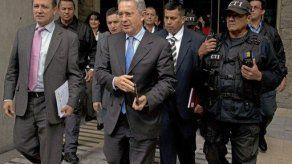 Uribe ante la Procuraduría para declarar