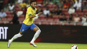 Neymar descartado para amistosos de Brasil; Tite llama a Rodrygo