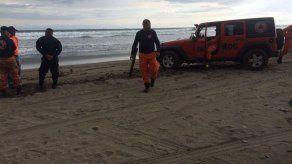 Encuentran cuerpo del joven norteamericano desaparecido en playa Las Lajas