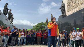 Hijo de Maduro dice que es un honor haber sido sancionado por EE.UU.