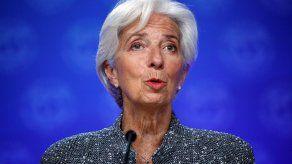 Lagarde anuncia su renuncia temporal a la dirección del FMI