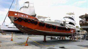 MP realiza segunda inspección a embarcación que sufrió explosión en Isla Flamenco