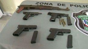 Veda de importación de armas nuevamente es extendida